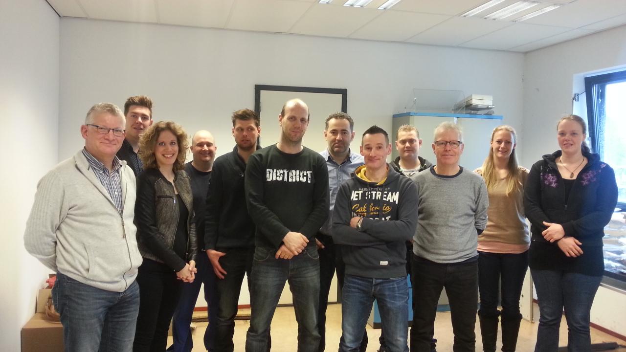 Procesoperator A opleiding in de regio Nijmegen.